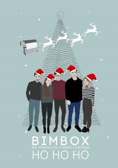 Merry Christmas from the BIMBox Team!