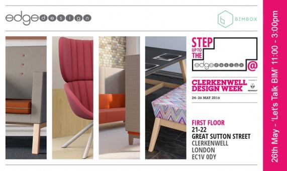 BIMBox at Clerkenwell Design Week 2016