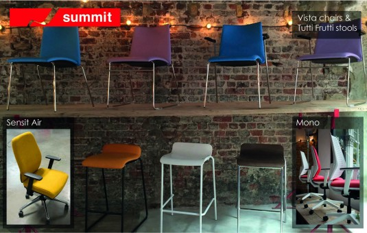 Summit Chairs brought to you by BIMBox