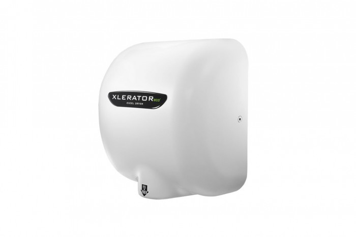 XLERATOR eco hand dryer by Excel Dyer