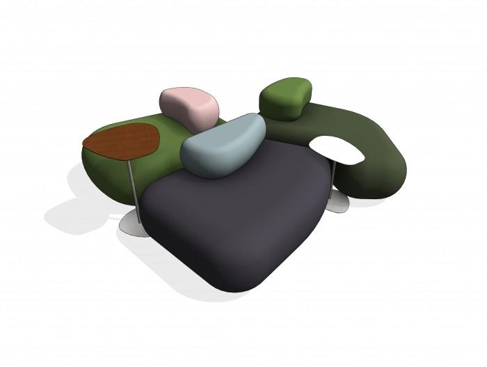 bim-hitch_mylius_furniture-hm63_seating_cluster-revit-bimbox