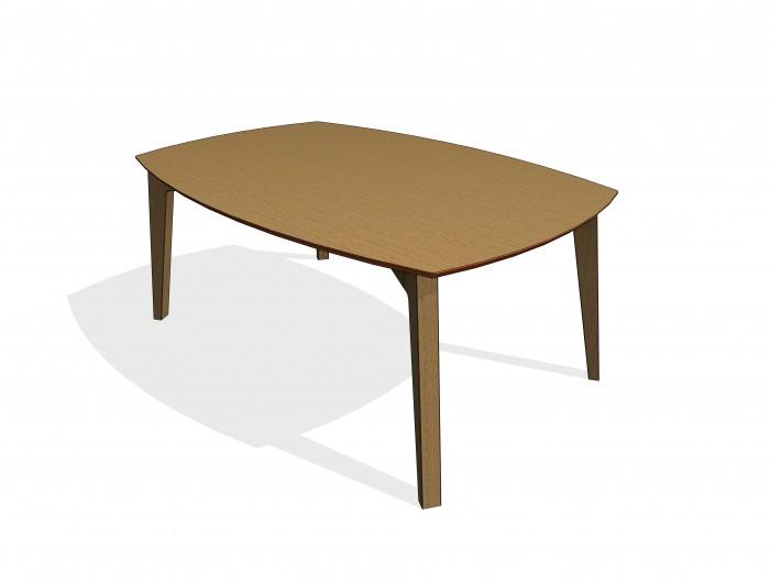 bim-knightsbridge_furniture-gogo_rectangular-dining-revit-bimbox