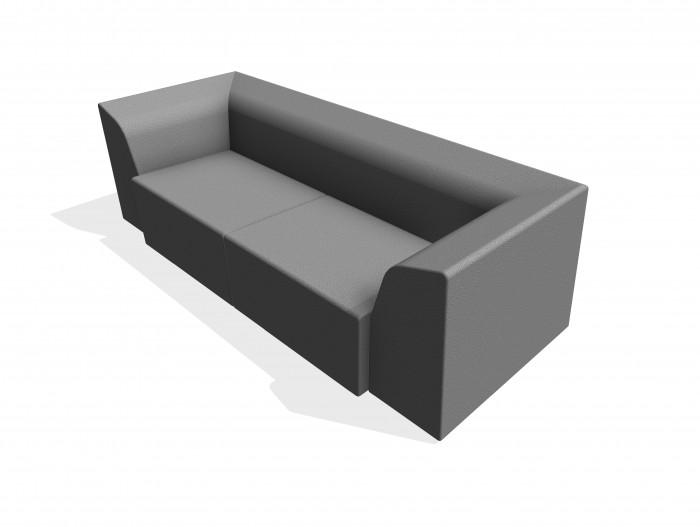 bim-knightsbridge_furniture-rok_sofa_two_seater-revit-bimbox