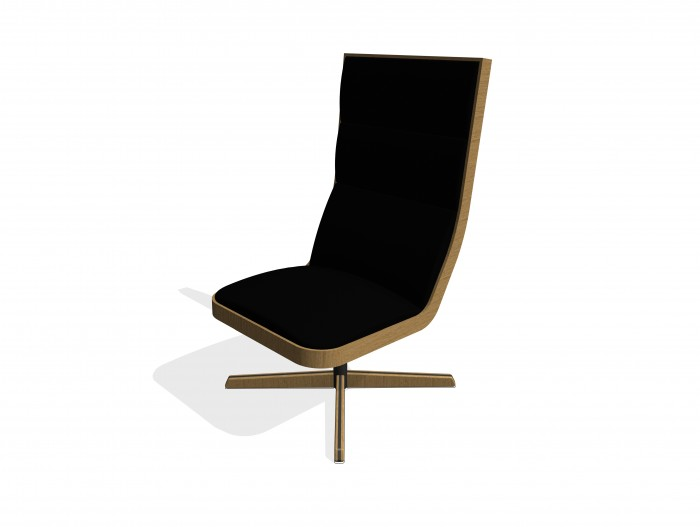 bim-knightsbridge_furniture-spekta_armless_chair_swivel-revit-bimbox