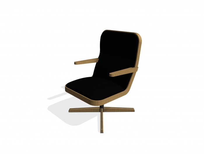 bim-knightsbridge_furniture-spekta_midback_armchair_swivel-revit-bimbox