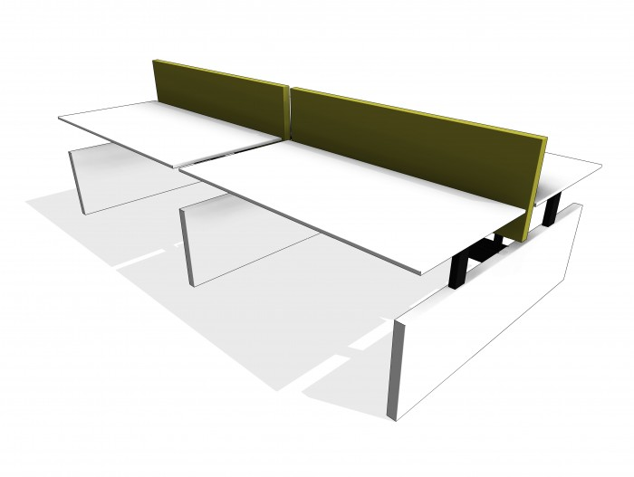 bim-ahrend_furniture-balanace_duo_4person_desks-revit-bimbox