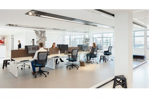 Balance Duo Desk by Ahrend brought to you by BIMBox
