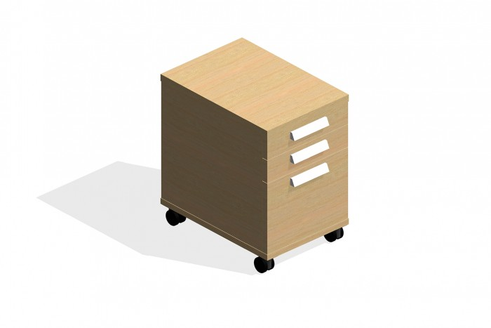 BIM-Verco-HiLine30-Pedestal-Revit-BIMBox