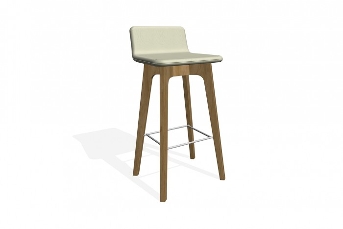 BIM-LyndonDesign-Agent-Bar-Stool-Revit-BIMBox