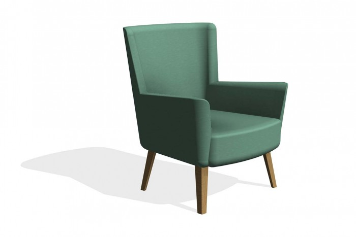 BIM-Deadgood-LoveCollection-Chair-Revit-BIMBox