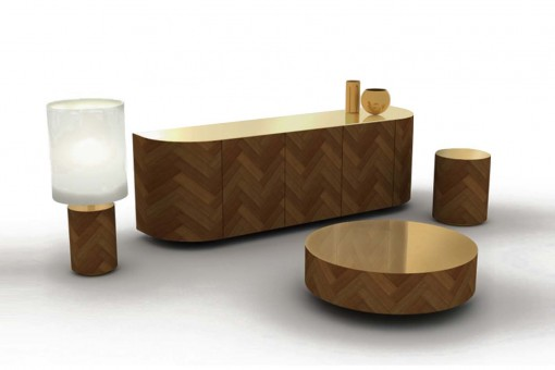 'ParqLife' tables and sideboards by Deadgood brought to you by BIMBox
