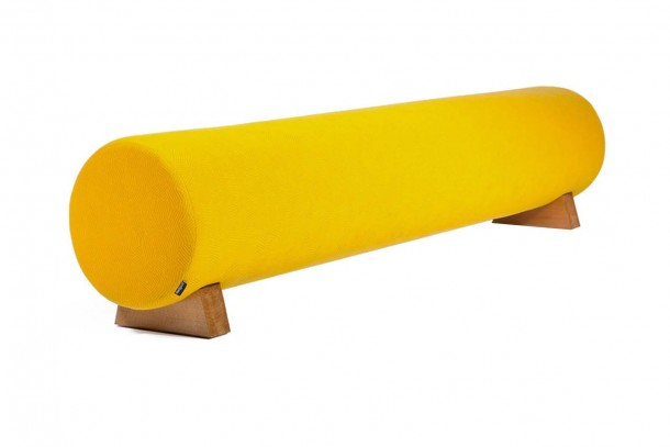 'Woody' bench from Deadgood, brought to you by BIMBox