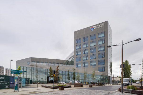 Urban Sciences Building (USB)