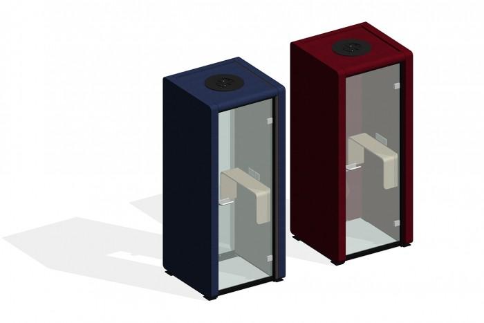 Flexbox Phonebooth
