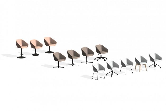 BIM-Ahrend-Hesta_Chairs-Revit-BIMBox