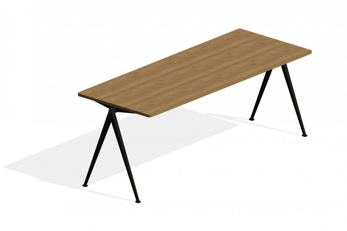 BIM-Ahrend-Pyramid_Table-Revit-BIMBox