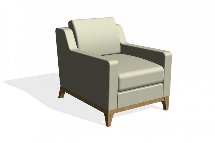 BIM-BossDesign-Lysander-Chair-Revit-BIMBox